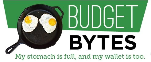 Best Blog For Saving Money On Food - Budget Bytes