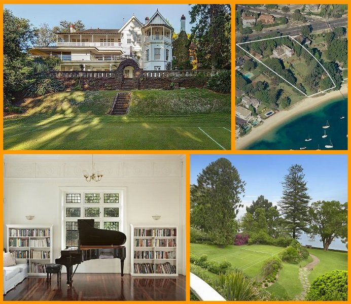 Australia's Most Expensive Houses Fairfax
