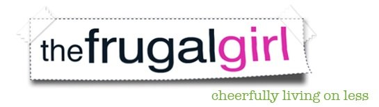 Best Money Saving DIY Blog - The Frugal Girl