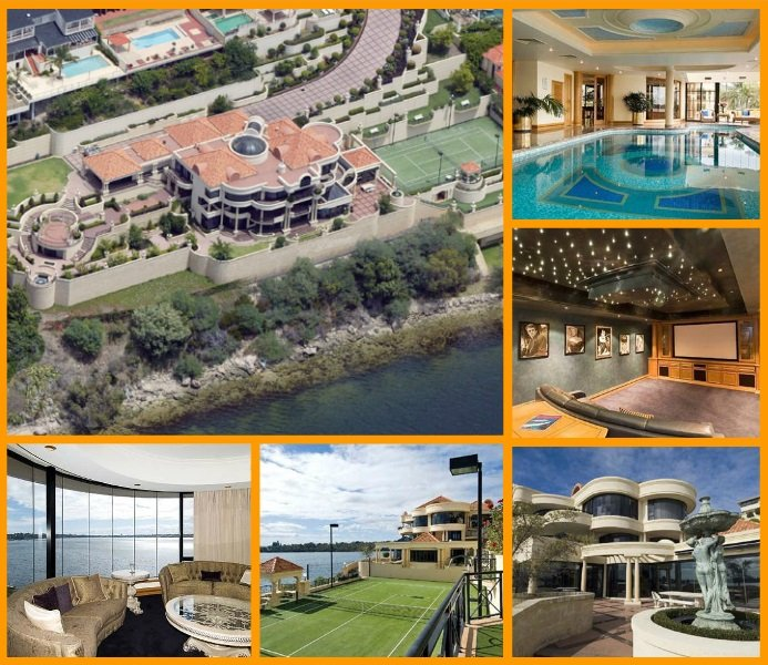Australia's Most Expensive Houses Mosman Park
